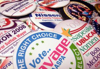 Political Buttons - Button Deals