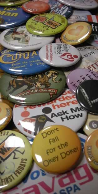 Promotional Button Specials